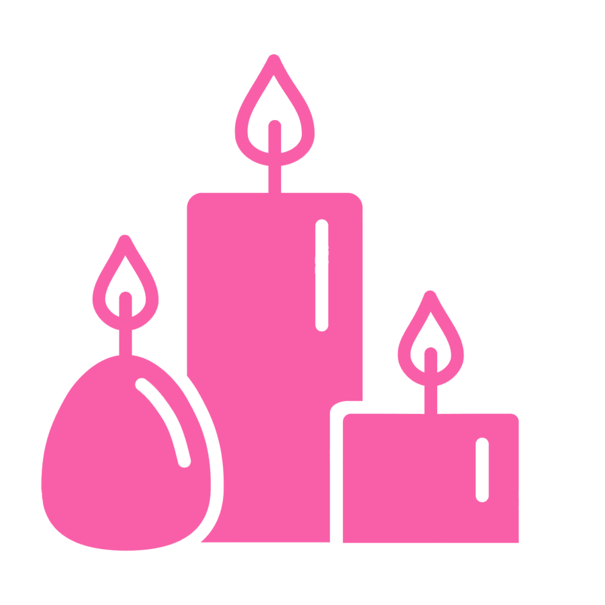 Candles from Online Gift Shop